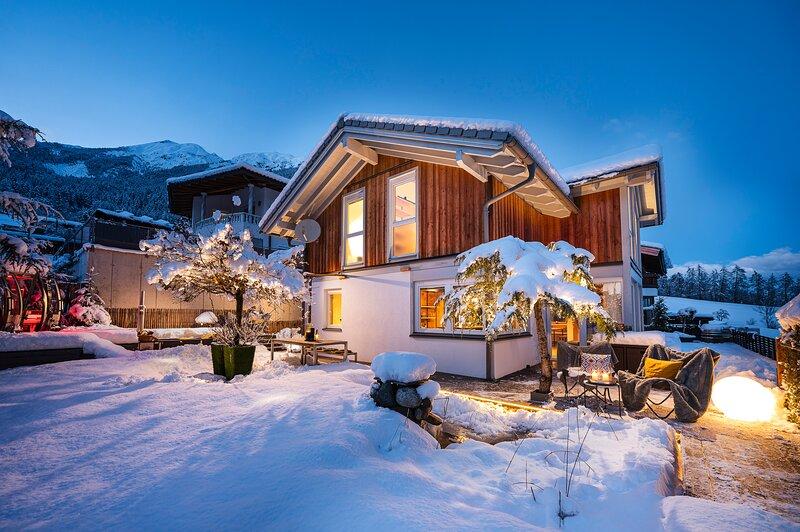 Ferienhaus zum Stubaier Gletscher - Wiesen, Ferienwohnung in Trins