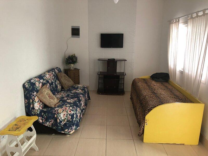 Peruíbe centro e mar 944, holiday rental in Itariri