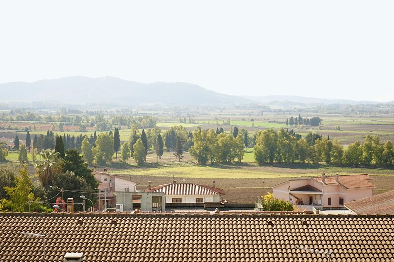 Apartment with Stunning view, casa vacanza a Gergei
