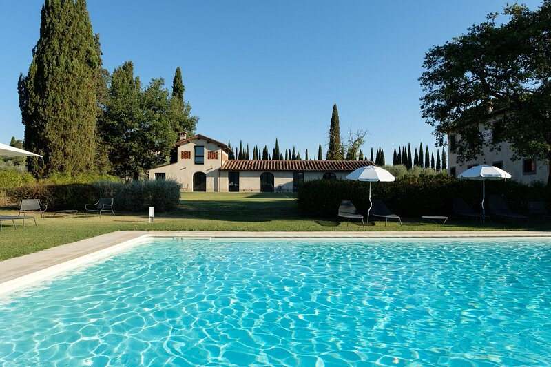 Tenuta San Jacopo - Frantoio, holiday rental in Vacchereccia