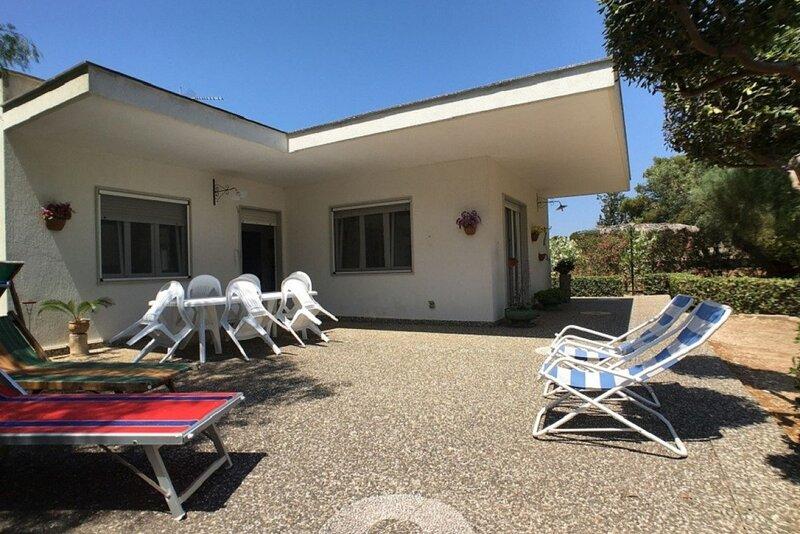 Villa Rosita, Torre San Giovanni, casa vacanza a Fontanelle