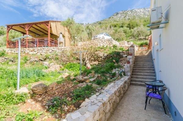 Apartments Dalamar - Studio with Terrace, casa vacanza a Mljet National Park