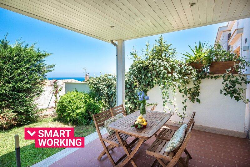 Calarossa Seaview by Wonderful Italy, holiday rental in Terrasini