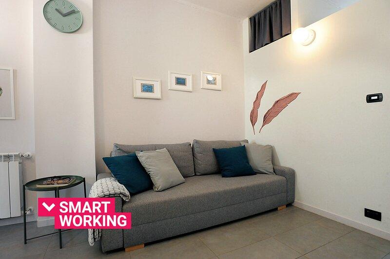 Modern Apartment in Lingotto area, vacation rental in Carignano