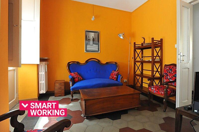 Vintage Apartment in Lingotto area, vacation rental in Carignano