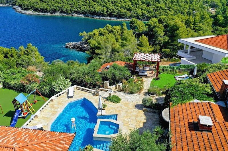 Stone house -Villa - 'Dream', vacation rental in Vela Luka