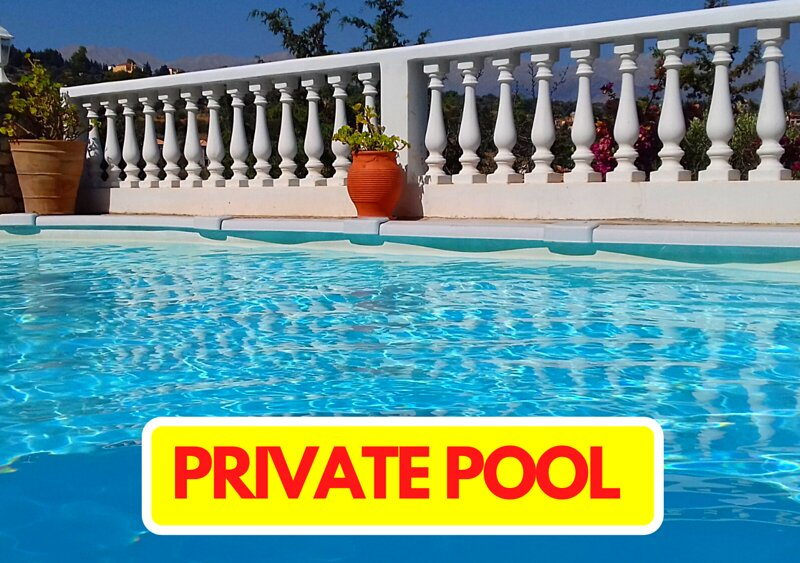 Apartment ❤ Private Pool ❤ A Little Gem! ❤ The perfect Chillout for Couples, vacation rental in Gavalohori