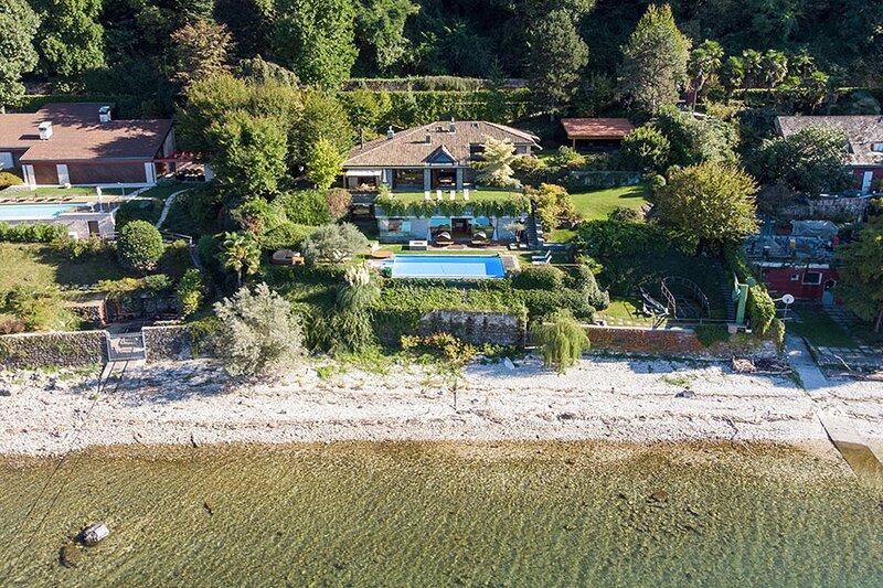 Villa Vista Villa Vista, holiday rental in Ispra