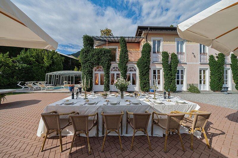 Villa Meridiana Villa Meridiana, vacation rental in Pianello del Lario