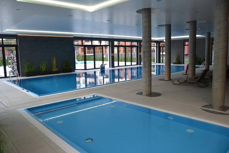 Appartement Kolberg | Polanki Park D406 Penthouseetage, holiday rental in Grzybowo