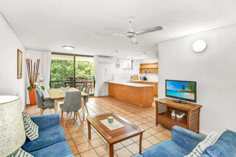 Yiningie Apartment-  Baden 9 - Rainbow Shores, casa vacanza a Tin Can Bay