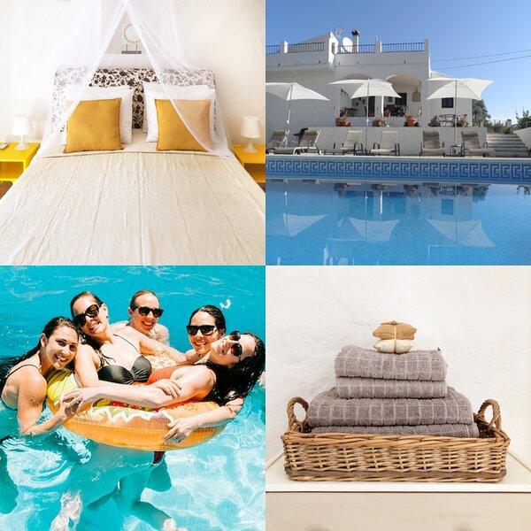 Casa Colina, Bed & Breakfast, Comares, Lemon Suite – semesterbostad i Comares