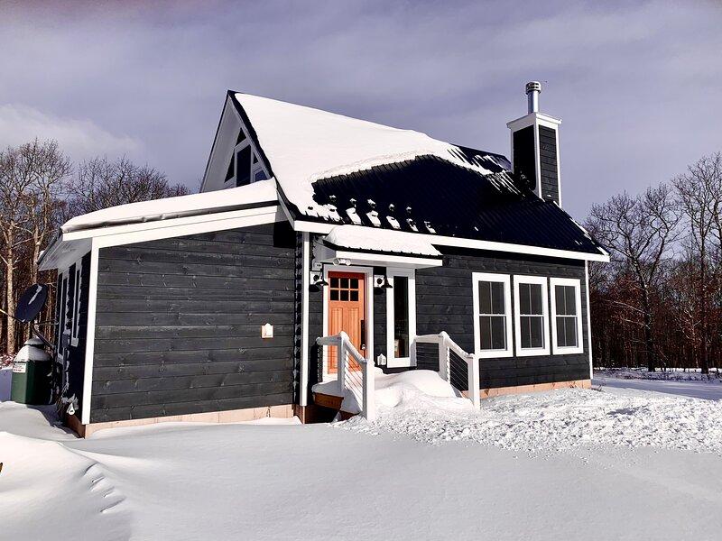 2 Bedroom,  Modern Mini Barn in Narrowsburg , pet friendly on 7 acres!, vacation rental in Callicoon