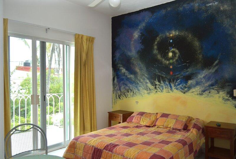 Casa Holistica Sol, alquiler de vacaciones en Barra de Navidad