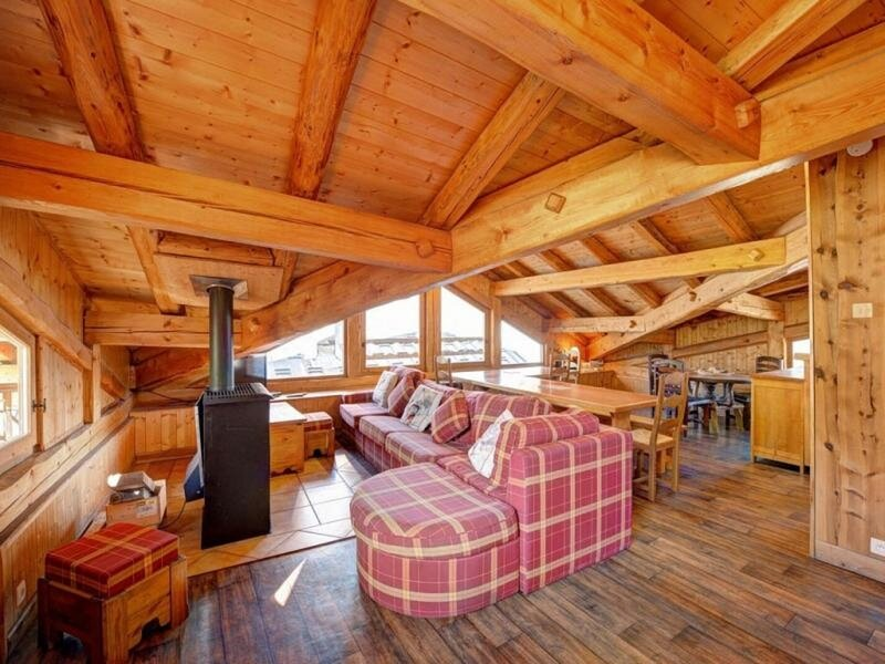 CHALET LE FRENEY, holiday rental in Montchavin
