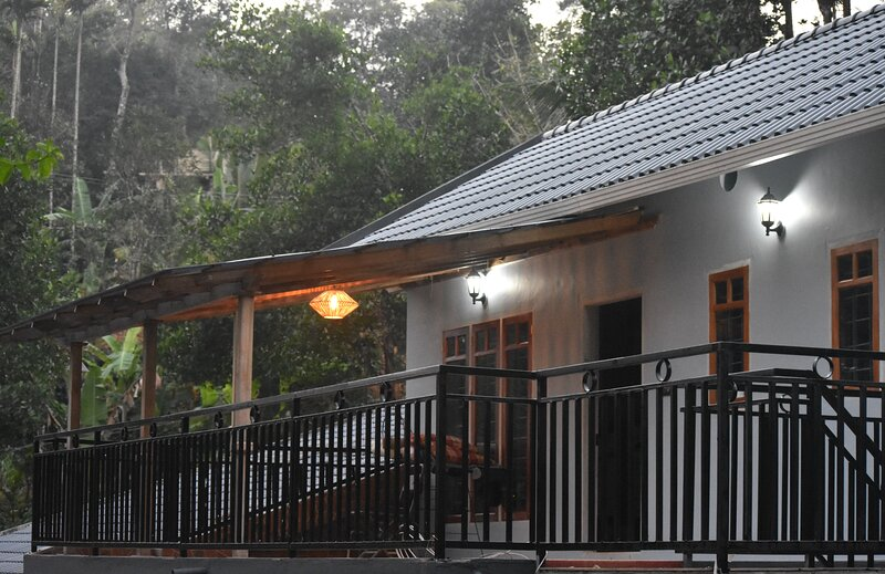 Homestay with serene and privacy, casa vacanza a Thirunelly