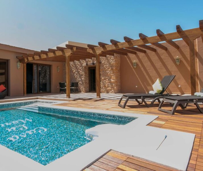 House - 1 Bedroom with Pool and WiFi - 106778, holiday rental in Valles de Ortega
