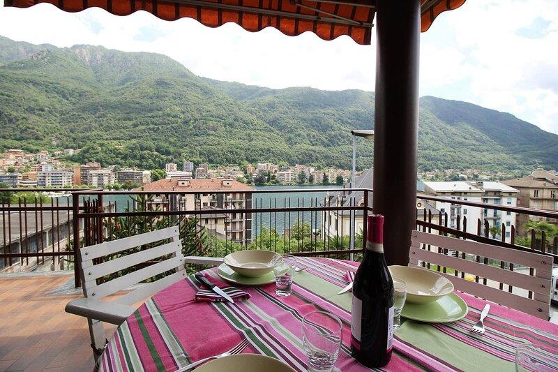 Apartment Family Orta Lake, casa vacanza a Omegna