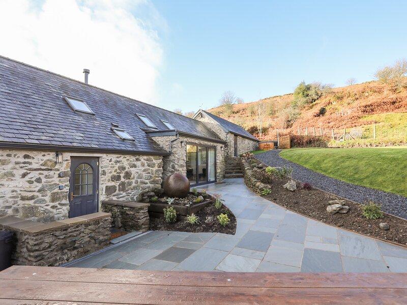 Drovers Barn, Corwen, holiday rental in Maerdy
