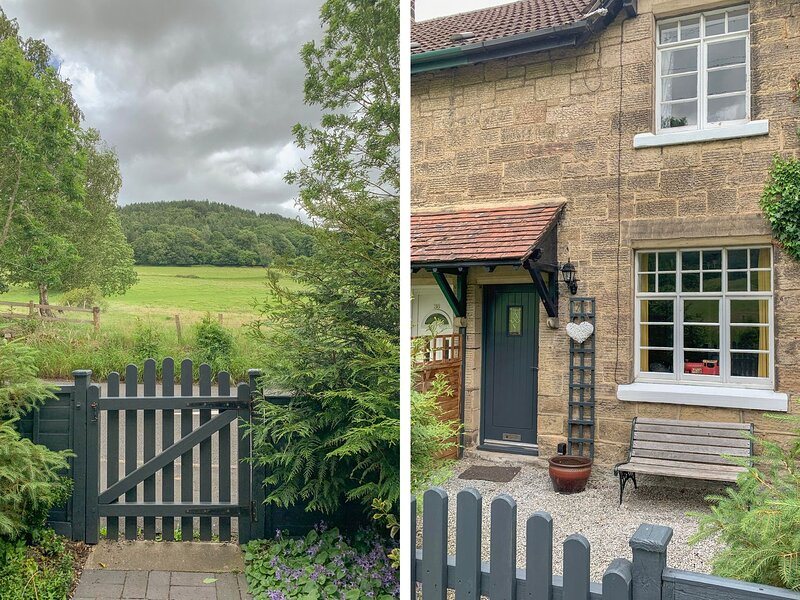 Railwayman's Cottage, Rowsley, vacation rental in Rowsley