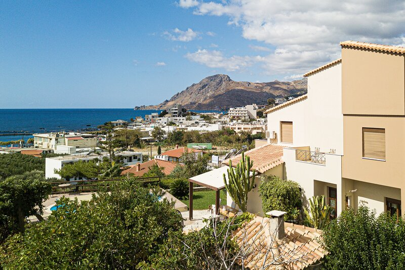 Cozy Apartment in Plakias,2 minutes walk to the beach 3, holiday rental in Mariou