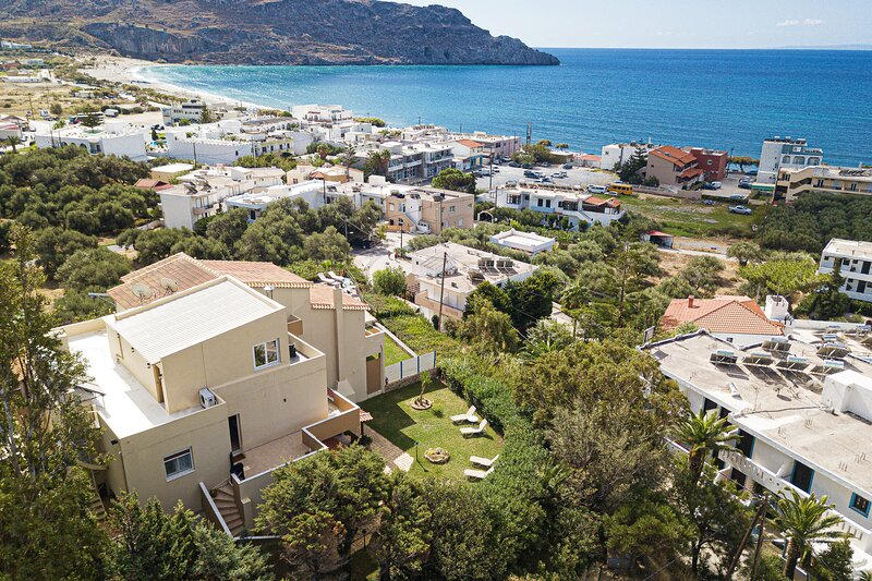 Cozy Studio in Plakias,2 minutes walk to the beach 1, holiday rental in Mariou