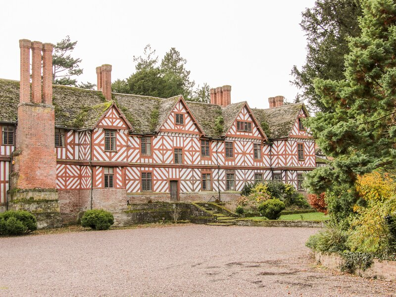 The Generals Quarters, Shrewsbury, holiday rental in Condover