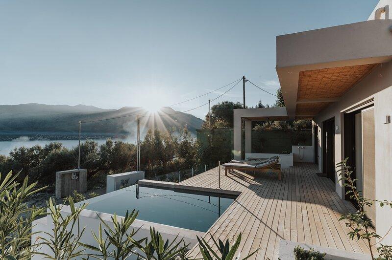 Villa Panorama, aluguéis de temporada em Palairos
