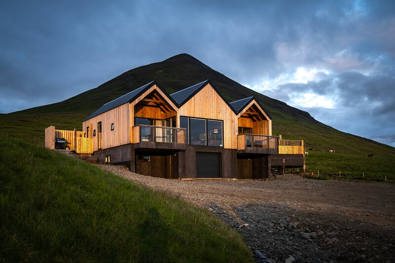 Háafell Lodge, holiday rental in Bifrost