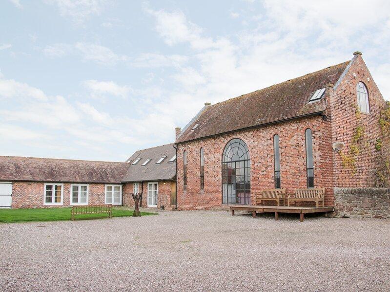 Windy Mundy Farm, Shrewsbury, location de vacances à Upton Magna