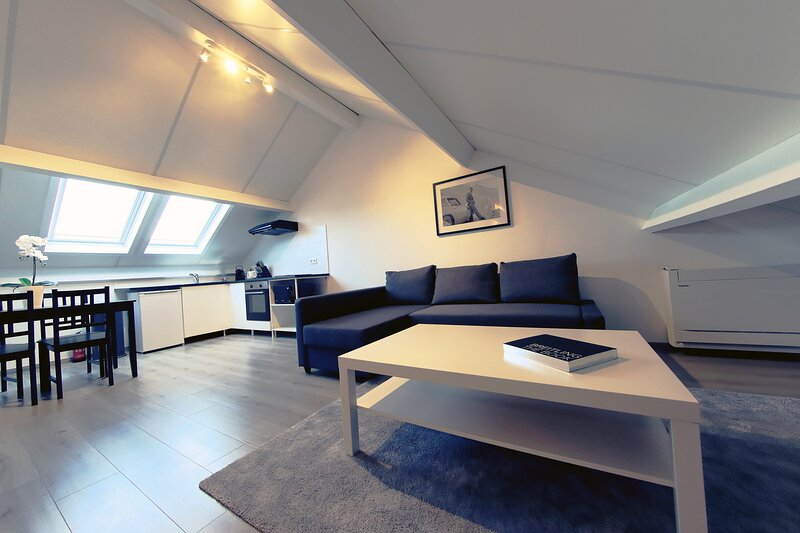 Amazing apartment in Waterloo, location de vacances à Nivelles