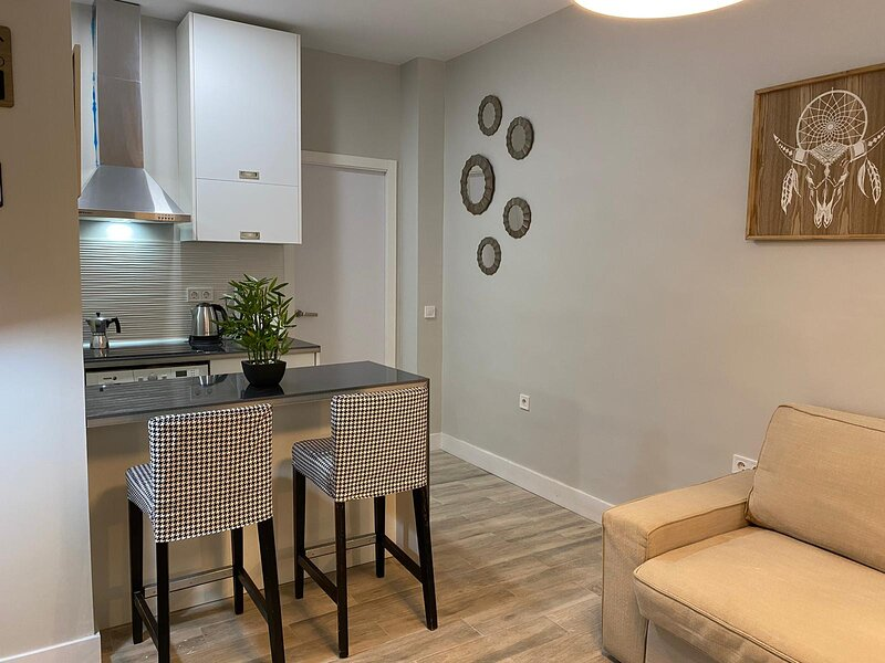 Madrid Binefar Aparment, holiday rental in Mazo
