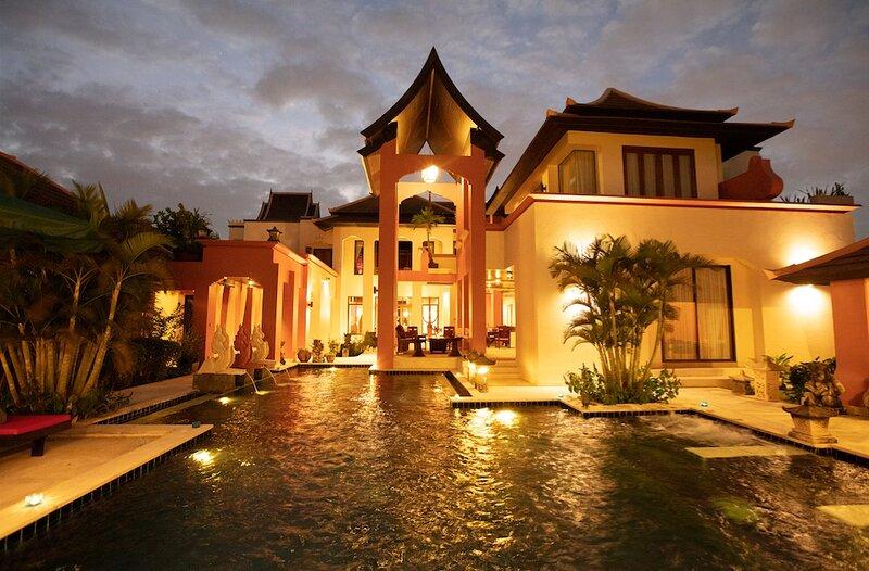 Sensi Luxury Pool Villa A Private Paradise, aluguéis de temporada em Nong Prue