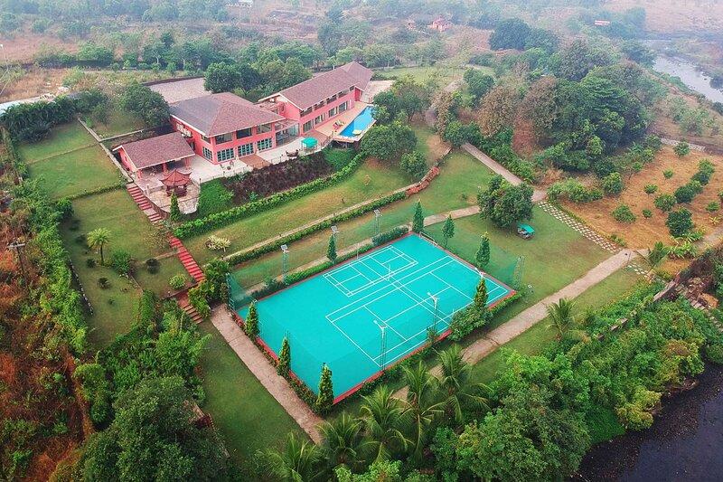 Neverland Farms by Vista Rooms, aluguéis de temporada em Raigad District