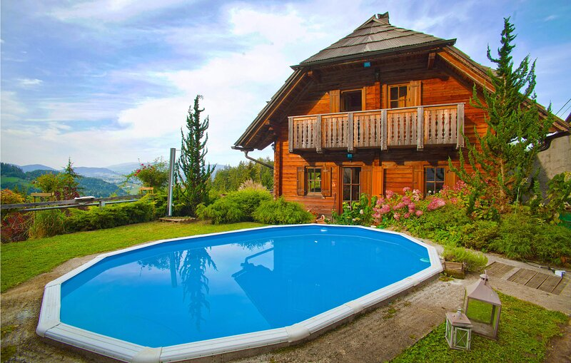 Amazing home in Slovenj Gradec with Outdoor swimming pool and 2 Bedrooms (SKR118, holiday rental in Ljubija