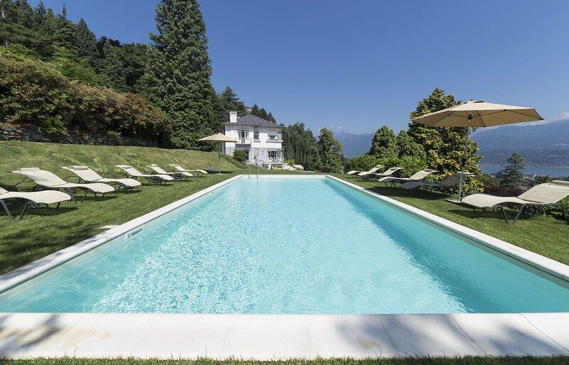 Villa Tosca, holiday rental in Baveno