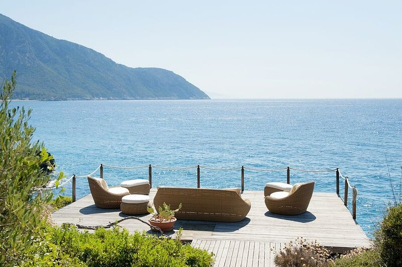 Samos Estate - Villa Aesop, holiday rental in Marathokampos