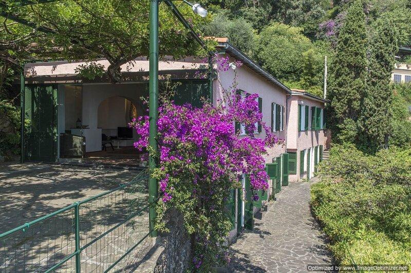 Villa Terrazza, vacation rental in Portofino