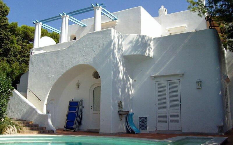 Villa Solaro, holiday rental in Marina Piccola