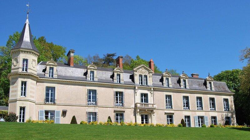 Chateau Elegant, aluguéis de temporada em Langeais