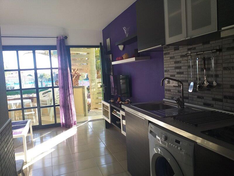 Bouganville 134, vacation rental in Nuevo Horizonte