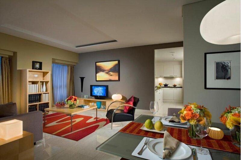 Three Bedroom Apartment, Somerset Berlian Jakarta, holiday rental in Tangerang