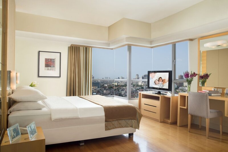 Two Bedroom Executive Apartment, Somerset Berlian Jakarta, alquiler de vacaciones en Yakarta