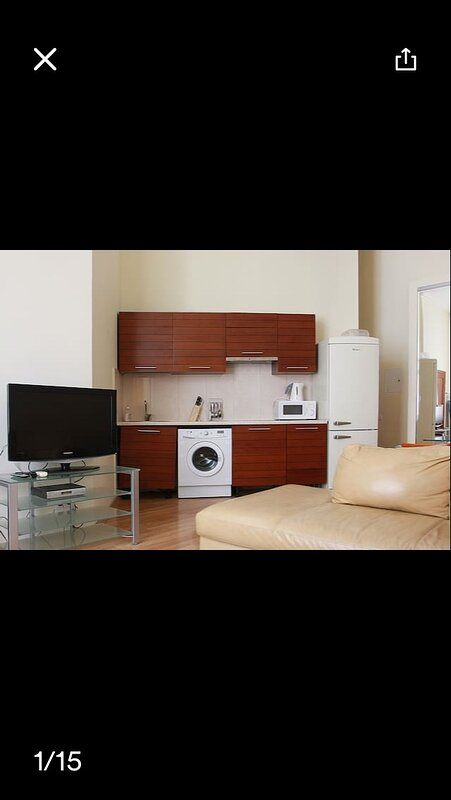 Apartment near Maidan and Sophia/Independence  square, vacation rental in Irpin