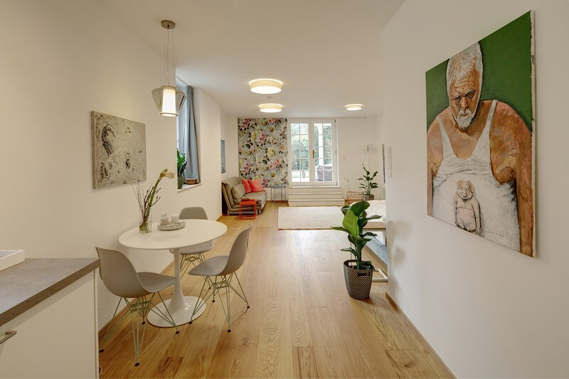 Boutique Apartments Freiburg, holiday rental in Umkirch