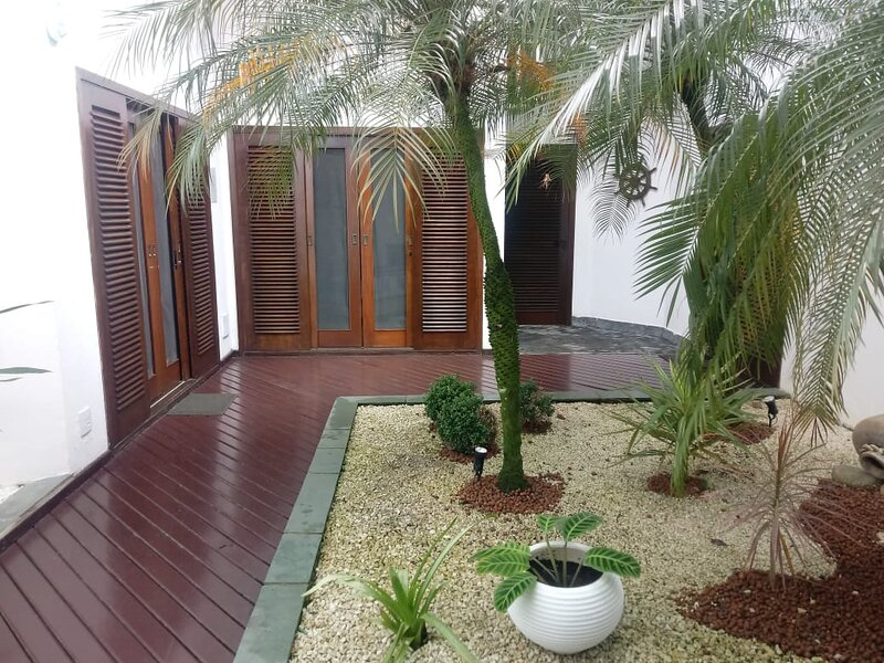 Maravilhosa Mansão em Camburi, holiday rental in Juqueí