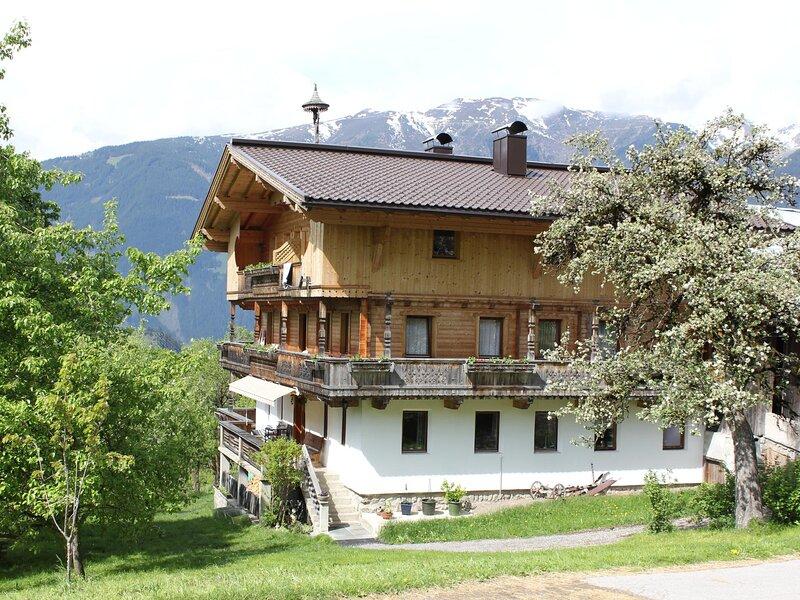 Ferienwohnung Blaserhof, aluguéis de temporada em Zell im Zillertal