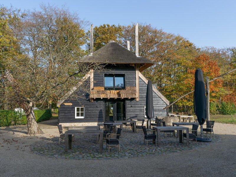 Landgoed Ulvenhart de Hooimijt, Ferienwohnung in Prinsenbeek