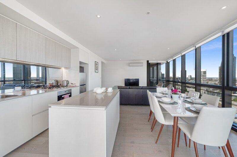 Best Views on Collins, alquiler vacacional en Seddon