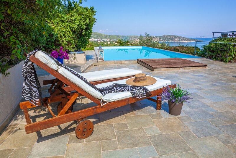 Villa Artemis, holiday rental in Ligourio
